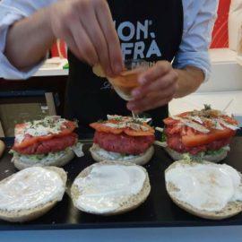 MONFRÀ C'est Moi! Il Panino Piemontese a Cheese 2017