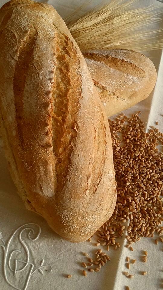 Pani da Grani Antichi - Cuore di Pane