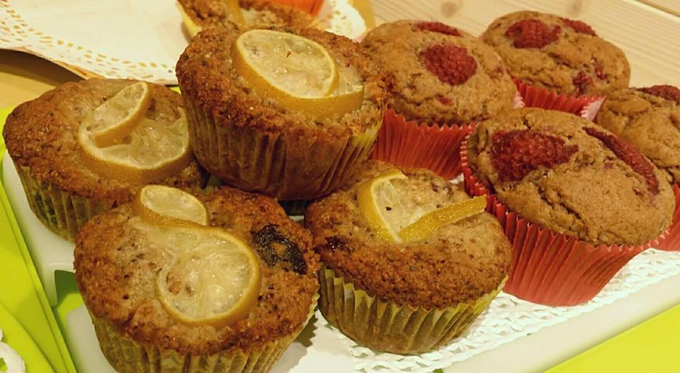 Muffin vegan - Cuore di Pane