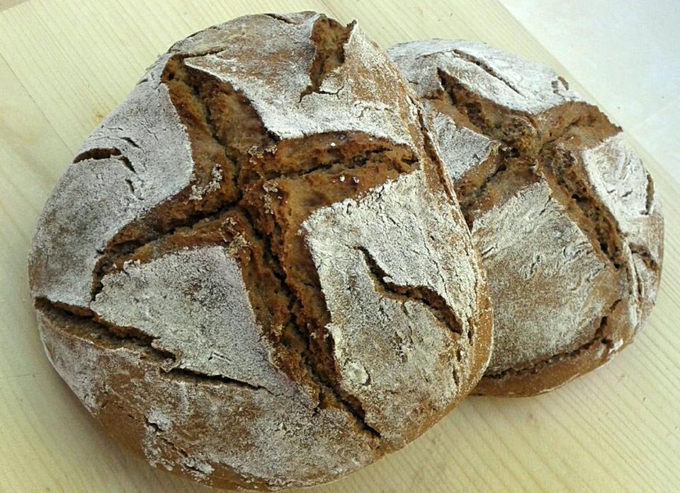 Pane alle Castagne - Cuore di Pane