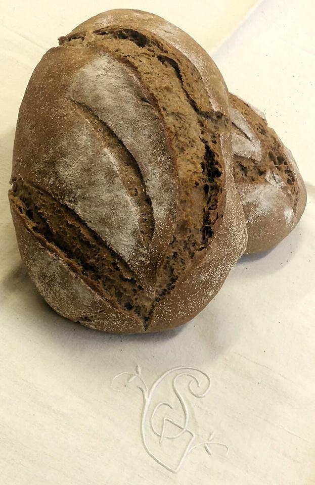 Rustico segale - Cuore di pane